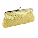 Aspire 6 Pieces Sparkly Bling Purse Wallet with Sequin, 7