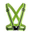 GOGO Wholesale Reflective Vest For High Visibility, Motorcycle Jacket / Running Gear / Shirt
