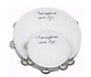 "Rhythm Band Instruments JTAM6 6"" 'Make a Joyful Noise' Tambourine"