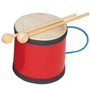 Rhythm Band Instruments RB1013 Small Tom Tom W/Pr Of Mallets