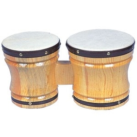 Rhythm Band RB1302 Bongos Medium School