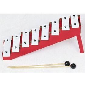 Rhythm Band RB2303 8 Note Step Bell Set