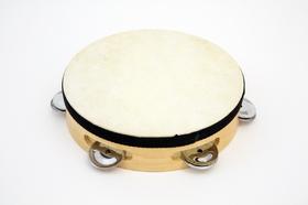RB525 Tambourine - 7  Wood Rim