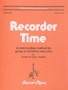 Rhythm Band Instruments SP2321 Recorder Time, Book 2