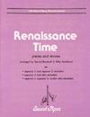 Rhythm Band Instruments SP2323 Renaissance Time, arr. Burakoff