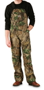 ROUND HOUSE Mossy Oak Break-Up Mens Camo Overalls-leg ties