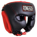 Combat Sports FightGear Traditional Training Headgear - Black