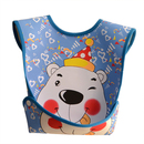 GOGO Waterproof Bibs, Baby Animal Bibs, Pvc Baby Bib, 1 Pc