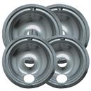 (3 Pcs @ $14.67 Pcs) Range Kleen 119204XN Drip Bowl Chrome 2 Sm/6