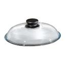 (4 Pcs @ $14.33 Pcs) Berndes 604416 High Domed Pyrex Glass Lid for 6.75
