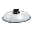 (4 Pcs @ $27.98 Pcs) Berndes 604428 High Domed Pyrex Glass Lid for 11.5