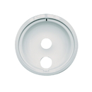 Range Kleen P120W Drip Bowl Porcelain/White Lg/8