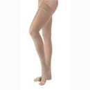 Jobst 119765 Ultrasheer Thigh High OT Socks w/ Band-15-20 mmHg-NAT-MD