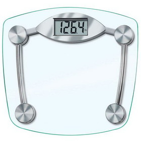 Taylor 7506 Lithium Digital Bath Scale w/ Glass Platform