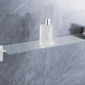 "Zack ""Fresco"" Bathroom Shelf L. 18.5 Inches"