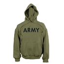 Rothco 9172 Army PT Pullover Hooded Sweatshirt
