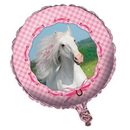 "Creative Converting 045601 Heart My Horse ""Happy Birthday"" Metallic Balloon (Case of 10)"