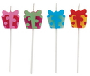 Creative Converting 101150 Presents Pick Candles (Case of 48)