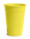 Creative Converting 28102081 Mimosa Plastic Cups, 16 Oz Solid (Case of 240)