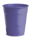 Creative Converting 28115071 Purple Plastic Cups, 12 Oz Solid (Case of 240)