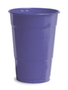 Creative Converting 28115081 Purple Plastic Cups, 16 Oz Solid (Case of 240)