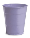Creative Converting 28193071 Luscious Lavender Plastic Cups, 12 Oz Solid (Case of 240)