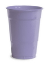 Creative Converting 28193081 Luscious Lavender Plastic Cups, 16 Oz Solid (Case of 240)