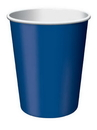 Creative Converting 561137B Navy Hot/Cold Cup 9 Oz, Solid (Case of 240)