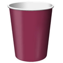 Creative Converting 563122B Burgundy Hot/Cold Cup 9 Oz, Solid (Case of 240)