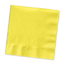 Creative Converting 57102B Mimosa Beverage Napkin, 3 Ply, Solid (Case of 500)