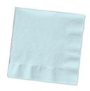Creative Converting 573279 Pastel Blue 2-Ply Beverage Napkins (Case of 240)