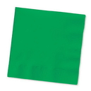 Creative Converting 58112B Emerald Green Luncheon Napkin, 3 Ply, Solid (Case of 500)
