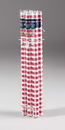Creative Converting 72088 Red Gingham Banquet Roll 40