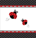 Creative Converting 725019 Ladybug Fancy Plastic 54x108 Tablecover (Case of 6)