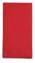 Creative Converting 951031 Classic Red Guest Towel, 3 Ply, Solid (Case of 192)