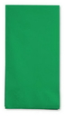 Creative Converting 95112 Emerald Green Guest Towel, 3 Ply, Solid (Case of 192)