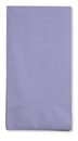 Creative Converting 95193 Luscious Lavender 3-Ply Guest Napkins (Case of 192)