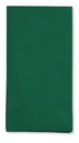 Creative Converting 953124 Hunter Green Guest Towel, 3 Ply, Solid (Case of 192)