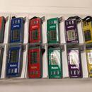 Robic 77412 M339 3D Pedometer 12 pack w/case