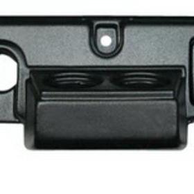 Strech Plastics C-5-09R Club Car Dash Black w/cup holders, radio-Blk Doors