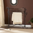 Holly & Martin 53-042-012-5-01 Bolton Iron Blanket Rack