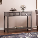 SEI CK9553 Radcliff Metal Console Table