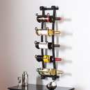 SEI HZ1001 Ancona Wall Mount Wine Rack