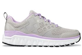 Shoes For Crews 23377 Pearl Women's, Gray + Lavend...