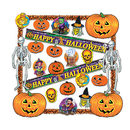 Halloween Trimorama - 25 Pcs