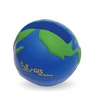 Custom Earthball Cell Phone Holder Stress Reliever Toy
