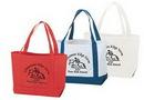 Custom Canvas Tote Bag w/ Gusset (19