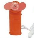 Custom Mini Pocket Fan w/ Neck Carrier Cord, 2