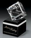 Custom Medium The Rubicon Crystal Award