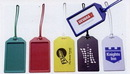 Custom Rigid Luggage Tag